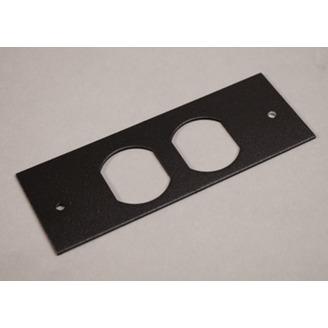 WIREMOLD Wiremold OFR Series Overfloor Raceway Duplex Device Plate