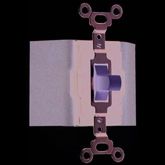PASS & SEYMOUR Manual Controller, Ivory
