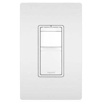 120V Single Pole/3-Way Occupancy Sensor, Tri-Color