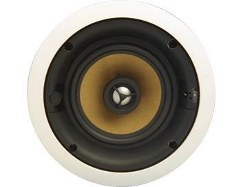 """Pass & Seymour HT7650 200W 89dB Efficiency Glass Fiber Woofer, 6.5"""" In-Ceiling Speaker"""