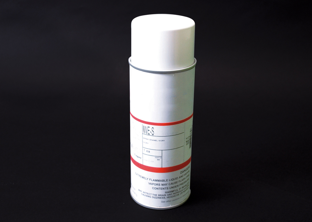 Wiremold GWE-S Raceway Touch-Up Spray Paint - Gray