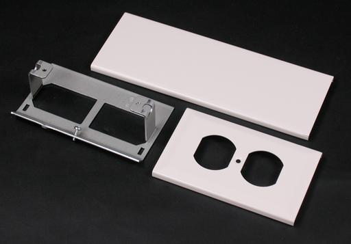 30TP Series Duplex Receptacle Cover