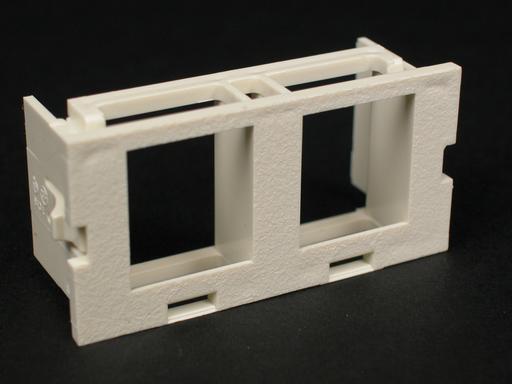 CM 2A Dual Flushmount Unloaded Keystone Module