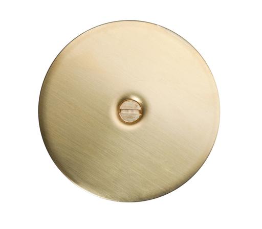 525 Series Blanking Plate Brass