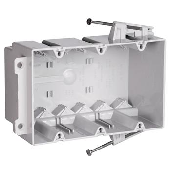 PASS S354RAC 3G PLASTIC OUTLET BOX
