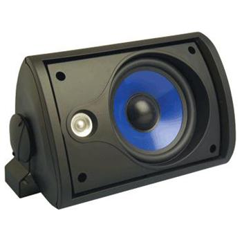 """3000 Series 5.25"""" Outdoor Speakers (Pair), Black"""