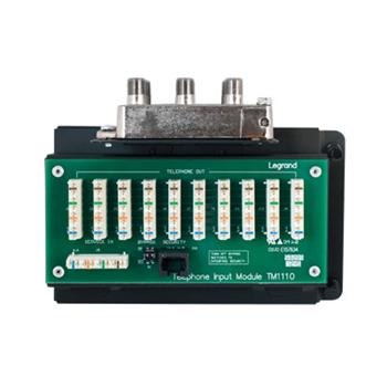ONQ CO1110 8X10 COMBO MODULE IDC W/RJ31X