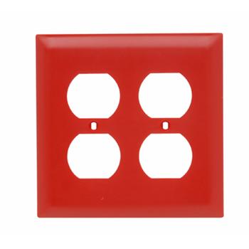 PASS TP82RED RED 2G DPLX PLT