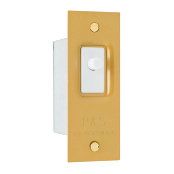 PAS 1200 15AMP DOOR JAM SWITCH (LIGHT ON WHEN DOOR OPEN)