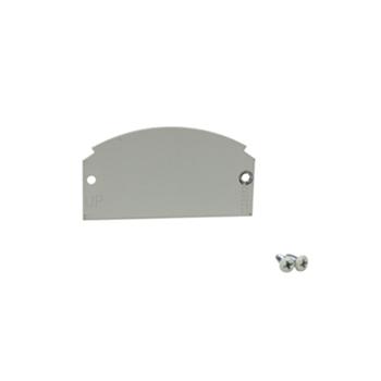 Wiremold,68B,1/2 GANG BLANK PLATE