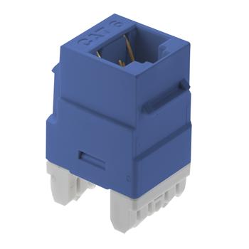 PAS WP3460-BE CAT6 RJ45 M20 CONN BLUE
