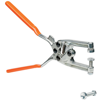 Pass & Seymour CT1 Orange Round Mechanical Crimping Tool