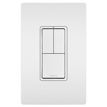 PAS RCD113W SP/3WAY SP+SP RADIANT SW WHT