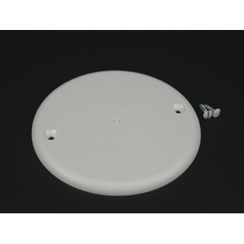 WMLD 2336 NM ROUND BLANK COVER 2300 IVORY