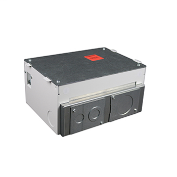 WLK EFB45S EVO FLR BOX 4-GANG