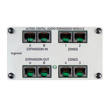 Digital Audio Expansion Module