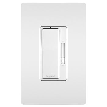 120V CFL/LED Dimmer, Tri-Color (Ivory, White, Light Almond)