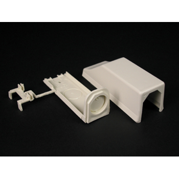 WIRM 810A2 NM ENT END FTG 800 IVORY