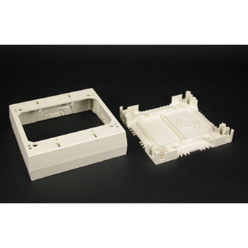 WMLD 2347-2 NM DEVICE BOX 2G 2300 IVORY
