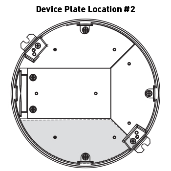 Wiremold,CRFB-D-2,DUPLEX DEVICE PLATE #2