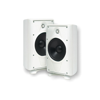 NUVO NV-AP16OW 6.5 INCH WHITE/OUTDOOR SPEAKER (PAIR)