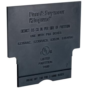 Pass & Seymour,LVDIV1,Divider Plate