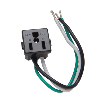 P&S 1374-1 3W GROUNDING SNAP-IN DEVICE