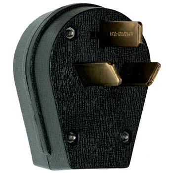 Miscellaneous Configurations - Angled Plug, Black