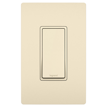 15A 3-Way Switch, Light Almond