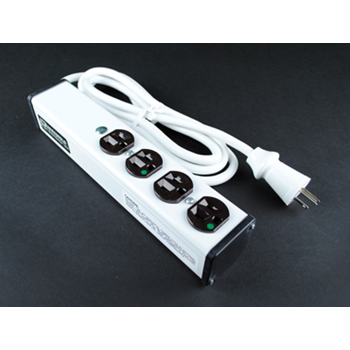 Plug-In Outlet Center Unit / Medical/Dental Grade/NOT for Patient Care areas/120V/15A/4 O/L /6' cord