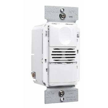 NS PASS DSW100-W DUAL TECHNOLOGY WALL BOX SENSOR WH (DISCONTINUED, USE WATT DSW-100-W)