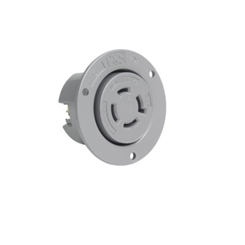 PAS L1620-FO FLGD OUTLET-NM L16-20R