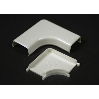 WMLD 411 90 FLAT ELBOW BASE & COVER