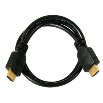 PS AC2M00-BK 7m (2.3 Ft) High-SpeedHDMI Cables with Ethernet