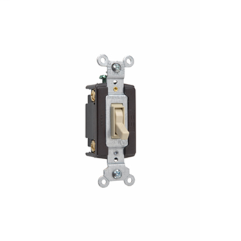 PAS 664-IG 15A 4W 120V TOGGLE SWITCH IV