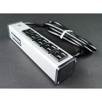 Plug-In Outlet Center Unit / 120V/15A/5 O/L /15' cord
