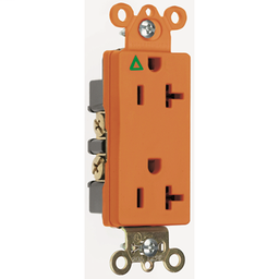 Duplex Receptacles, Twist Lock