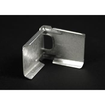 "Wiremold 2017TC 1-1/2"" Steel Internal Corner Coupling"