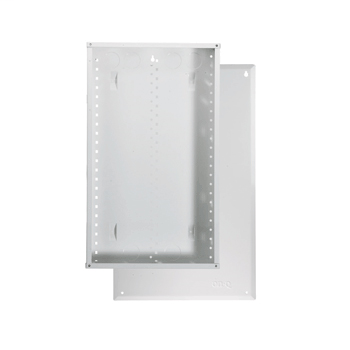 "On-Q EN4200 42"" Glossy White 20 Gauge CRS Screw On Cover Enclosure"