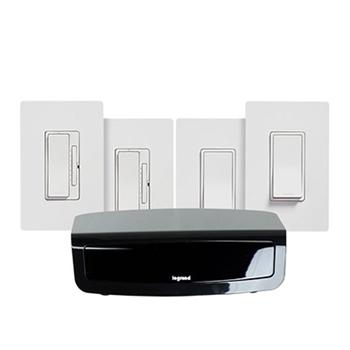 OnQ LC7500WH RFLC SYSTEM STARTER KI