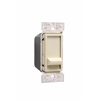 Pass & Seymour 94084-I 1.5Amp Slide Dehummer Fan Control, Ivory