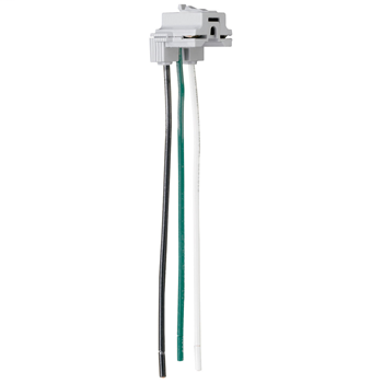 """Mayer-PlugTail® Connectors, Right Angle, Solid, 6"""" PTRA6SOL-1"""
