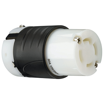 Pass /& Seymour Legrand L1430-C Turnlok Connector 30A 125//250V 3P 4W Grdg NEMA