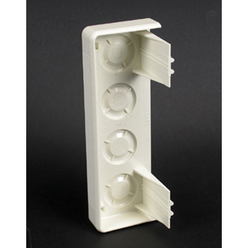 WIREMOLD 5410 IVORY END CAP