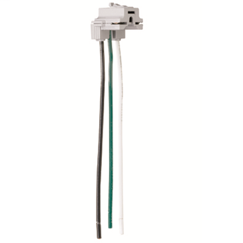 "Mayer-PlugTail® Connectors, Right Angle, Stranded, 6"" PTRA6STR-1"