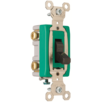 Mayer-Industrial Extra Heavy-Duty Specification Grade Switch, Brown PS30AC2-1
