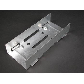 Wiremold G3001 Galvenized Steel Coupling