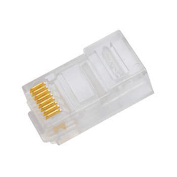 Cat5e EZ-RJ45 Connectors, Pack of 50 AC345050