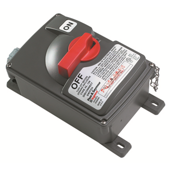 Non-Fusible Safety Switch, 30 Amps PS30SS