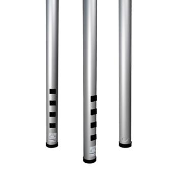 ALTP-2S - ALTP Series Aluminum Tele-Power Pole ALTP-2S
